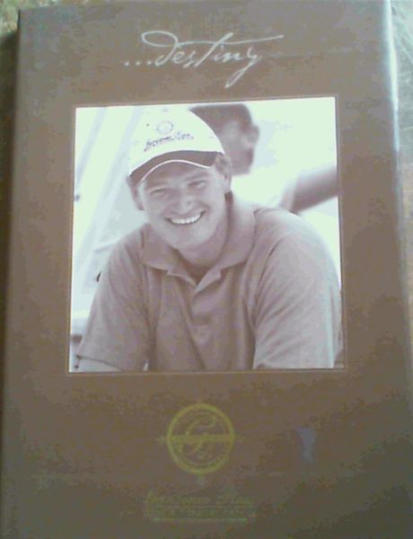 Image for . Destiny : Gardener Ross Golf and Country Estate Home Owners Manual - an Ernie Els Signature Golf Course