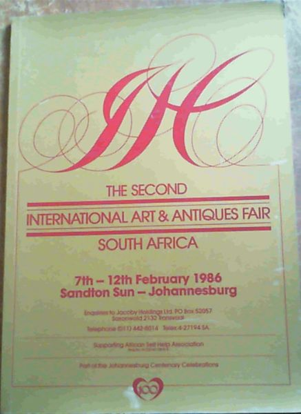 Image for The Second International Art & Antiques Fair South Africa
