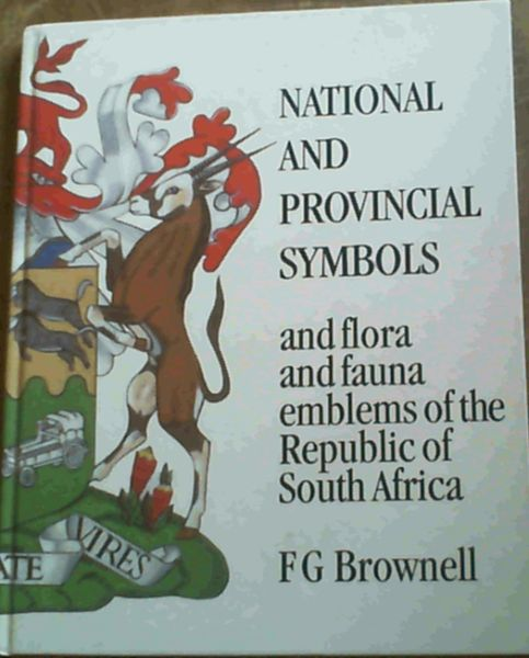 Image for National and Provincial Symbols and flora and fauna emblems of the Republic of South Africa