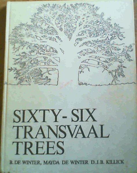 Image for Sixty-Six Transvaal Trees