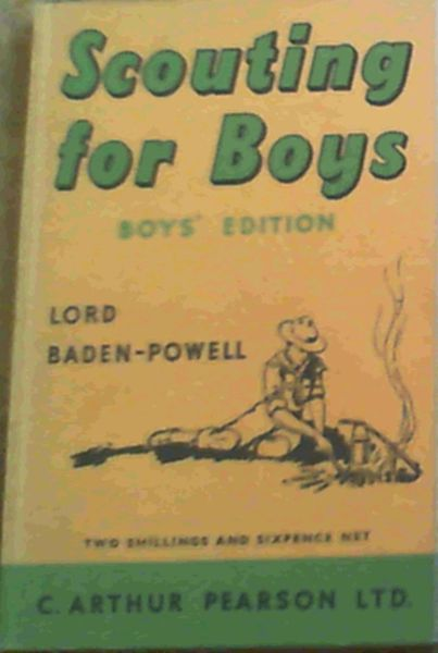 Image for Scouting for Boys; Boys' Edition
