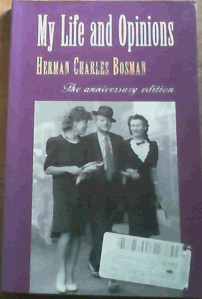 Image for Herman Charles Bosman : My Life and Opinions