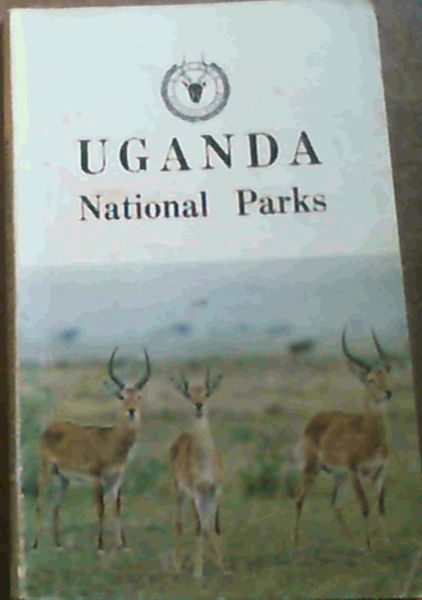 Image for Uganda National Parks Handbook