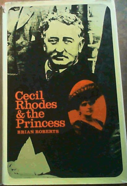 Image for Cecil Rhodes and the Princess