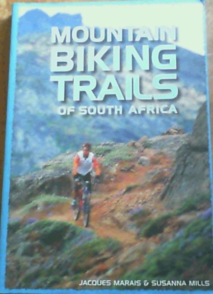 Image for Mountain Biking Trails of South Africa