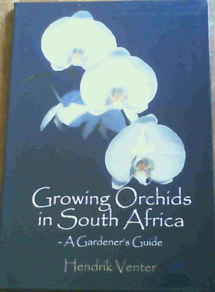 Image for Growing Orchids in South Africa