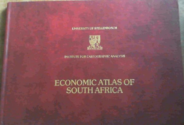 Image for Economic Atlas of South Africa