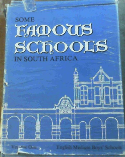 Image for Some famous schools in South Africa