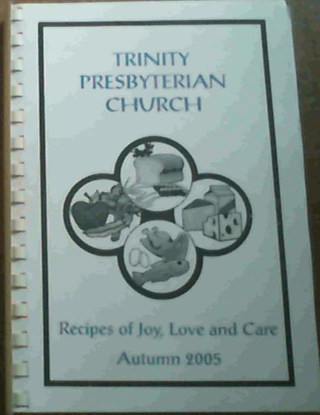 Image for Recipes of Joy, Love and Care - Autumn 2005