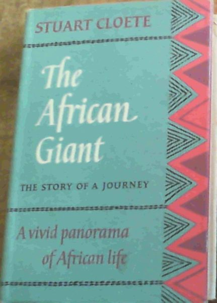 Image for The African Giant