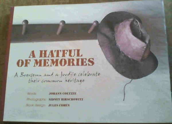 Image for A Hatful of Memories
