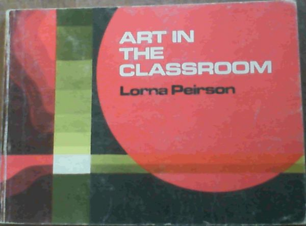 Image for Art in the classroom