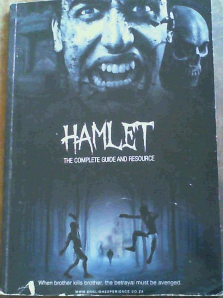 Image for Hamlet : The Complete Guide and Resource for Grade 12