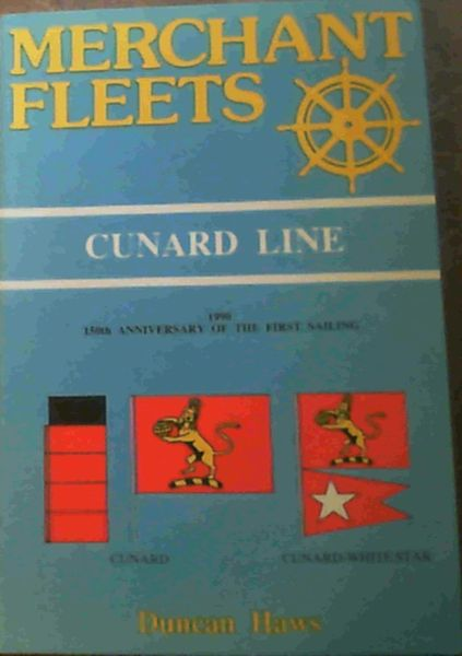 Image for Merchant Fleets: Cunard Line (No. 12 Only)