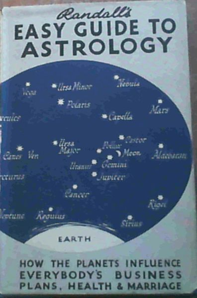 Image for Randall's Easy Guide to Astrology for Beginners