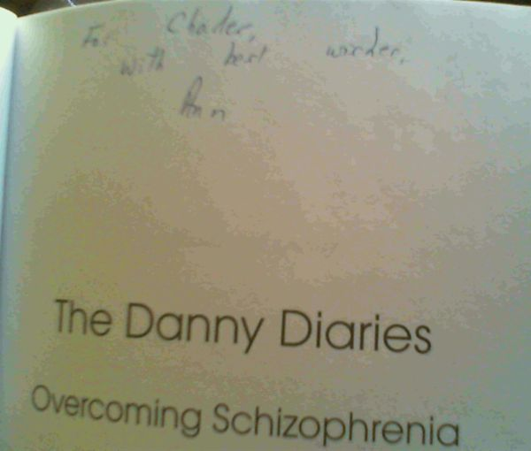Image for The Danny Diaries: Overcoming Schizophrenia