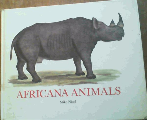 Image for Africana Animals