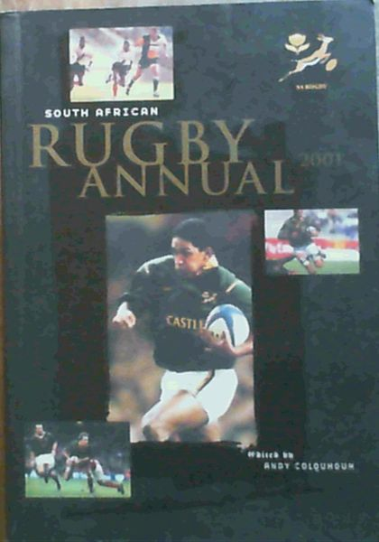 Image for SA Rugby Annual 2001