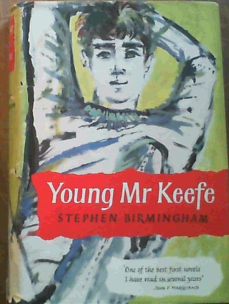 Image for Young Mr Keefe
