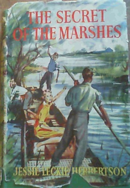 Image for The Secret of the Marshes