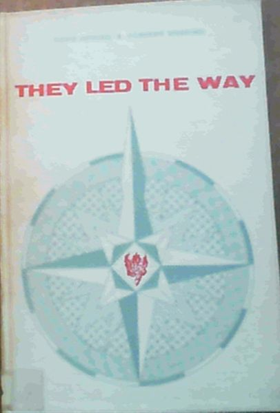 Image for They Led The Way; Christian Pioneers of Central Africa