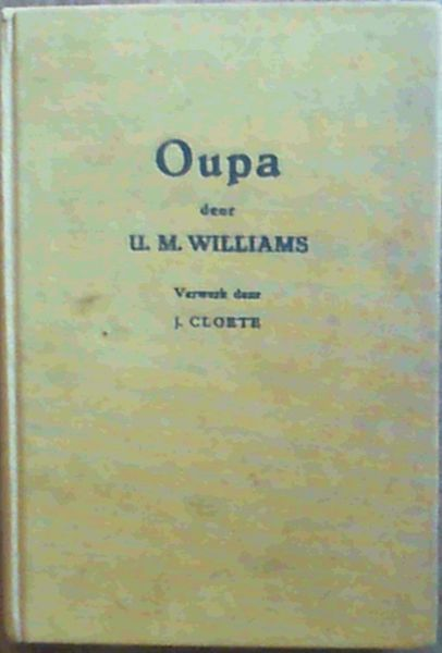 Image for Oupa