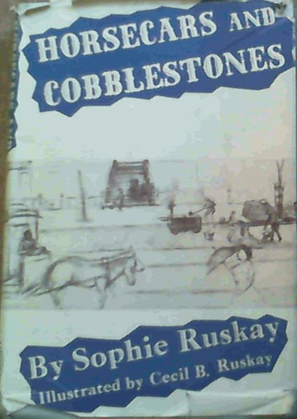 Image for Horsecars and Cobblestones