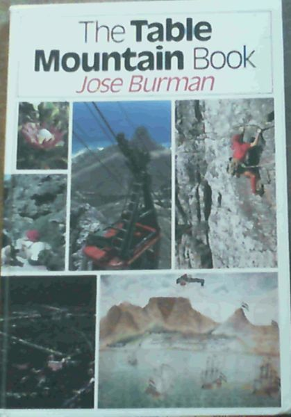 Image for The Table Mountain Book