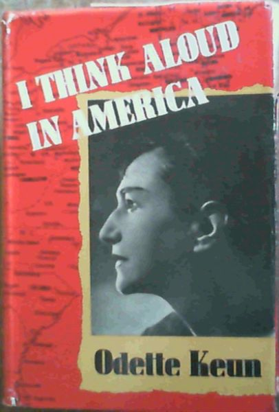 Image for I Think Aloud in America
