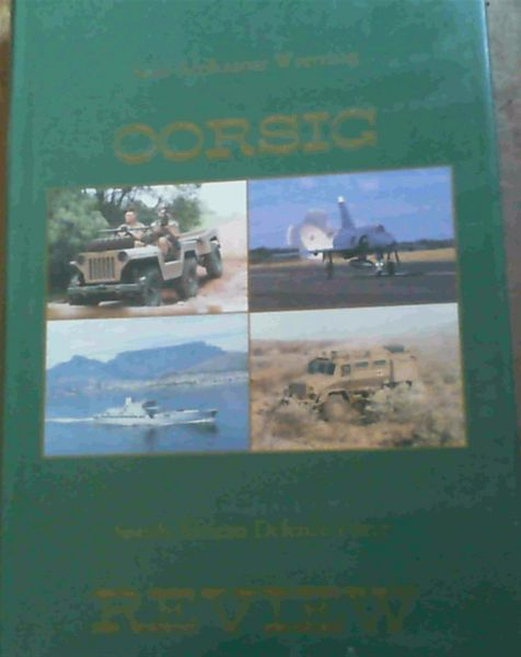 Image for Suid-Afrikaanse Weermag Oorsig / South African Defence Force Review