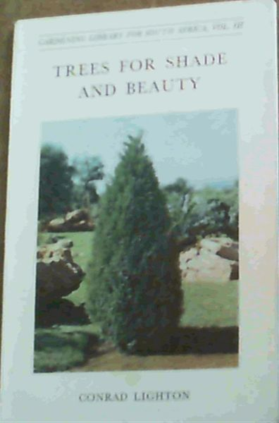 Image for Trees for Shade and Beauty