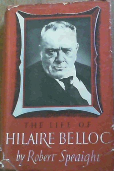 Image for The Life of Hilaire Belloc