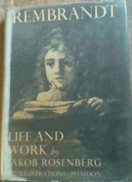 Image for Rembrandt Life & Work