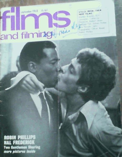 Image for Films and Filming : Volume 14 No. 12, September 1968