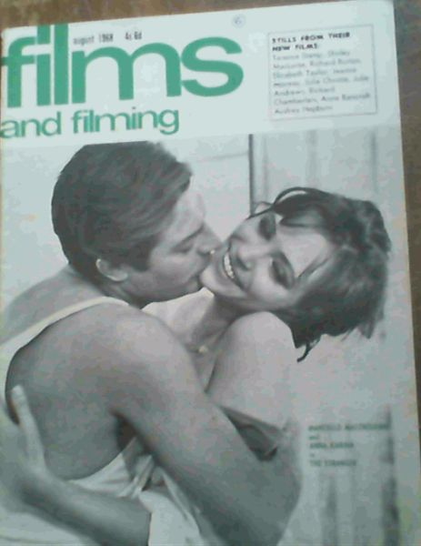 Image for Films and Filming : Volume 14 No. 11, August1968