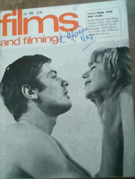 Image for Films and Filming : Volume 14 No. 10, July 1968