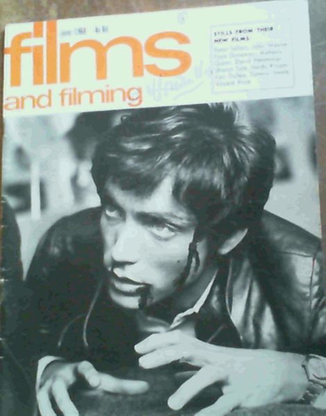 Image for Films and Filming : Volume 14 No. 9, June 1968