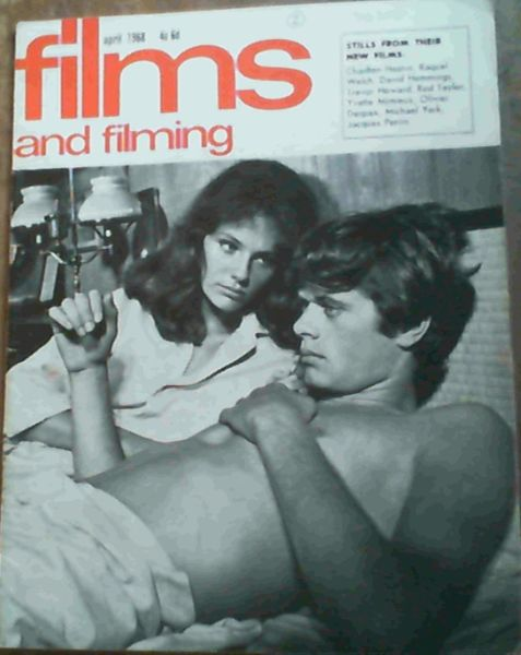 Image for Films and Filming : Volume 14 No. 7 , April 1968