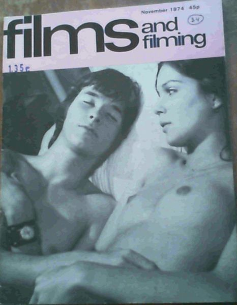 Image for Films and Filming : Volume 21, No. 2, November 1974