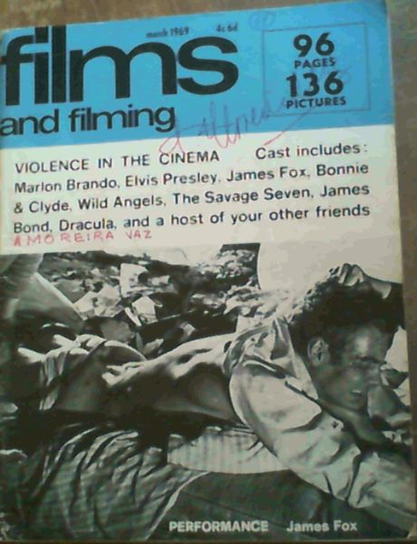 Image for Films and Filming : Volume 15 No. 6, March 1969