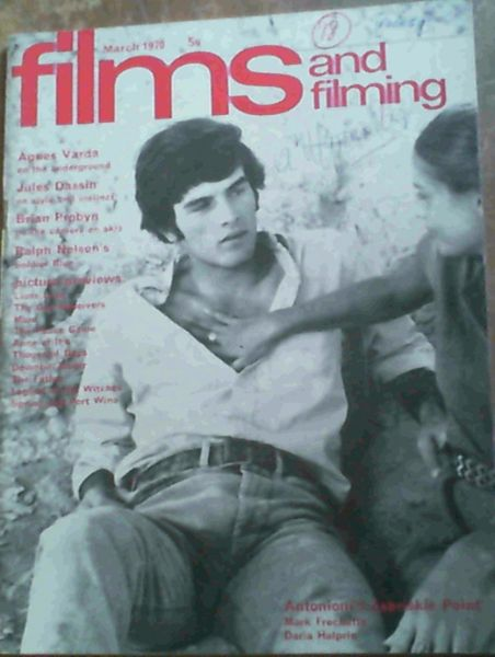 Image for Films and Filming : Volume 16 No. 6, March 1970
