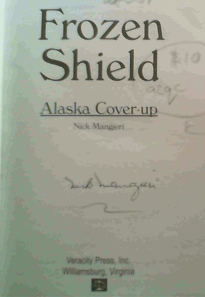 Image for Frozen Shield: Alaska Cover-Up