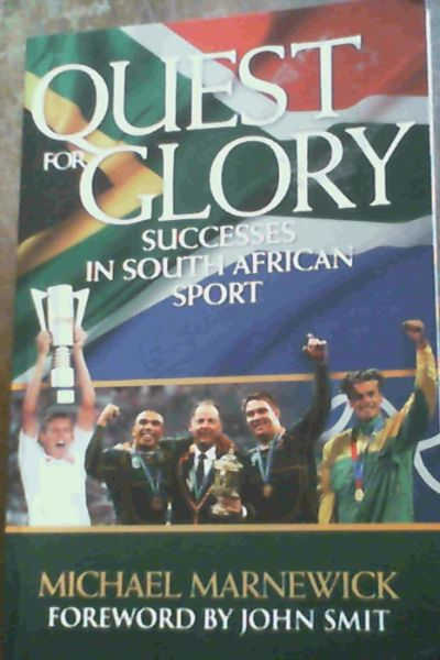 Image for Quest for Glory: Successes in South African Sport