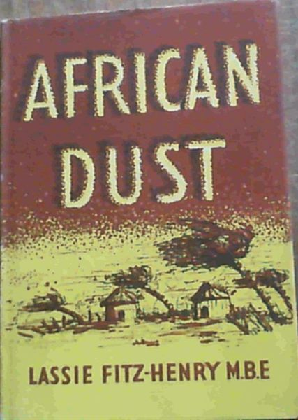 Image for African Dust