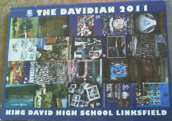 Image for The Davidian 2011 - King David High School Linksfield