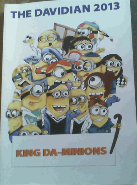 Image for The Davidian 2013 - King Da-Minions