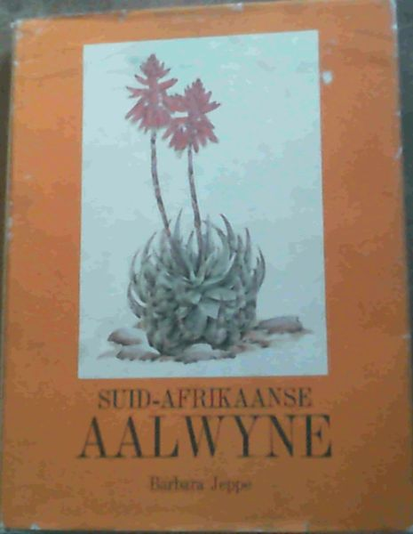 Image for Suid-Afrikaanse Aalwyne