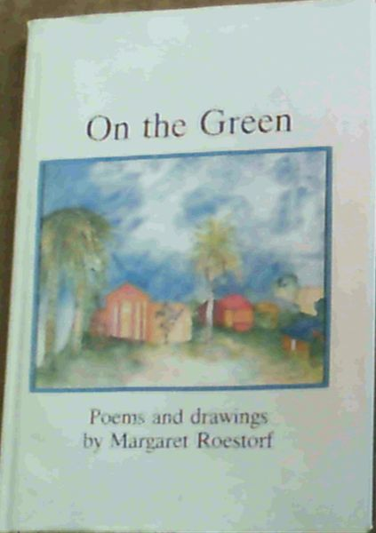 Image for On the Green; Poems & Drawings