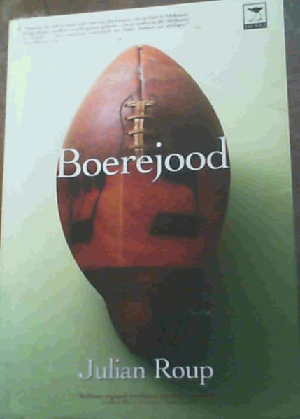 Image for Boerejood