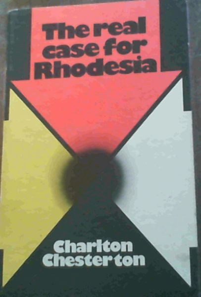 Image for The Real Case for Rhodesia